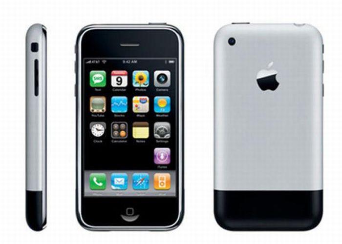Прошивка iphone 2g 2